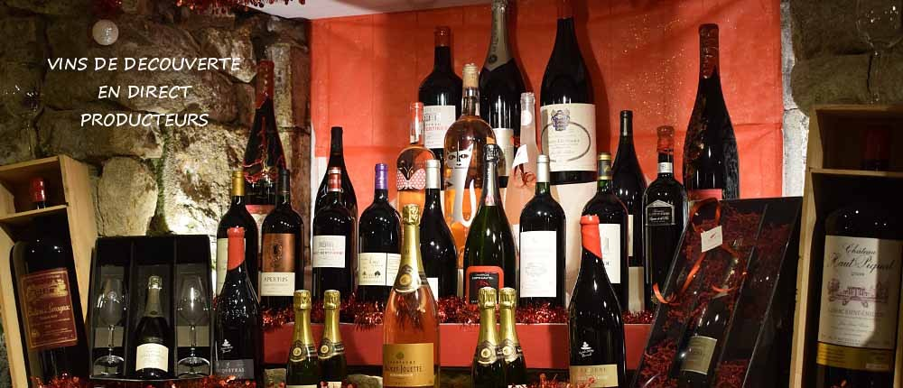De vigne en vin à Audierne - christmas wines