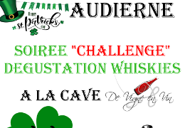 "SOIREE ""CHALLENGE"" DEGUSTATION WHISKIES 2020"